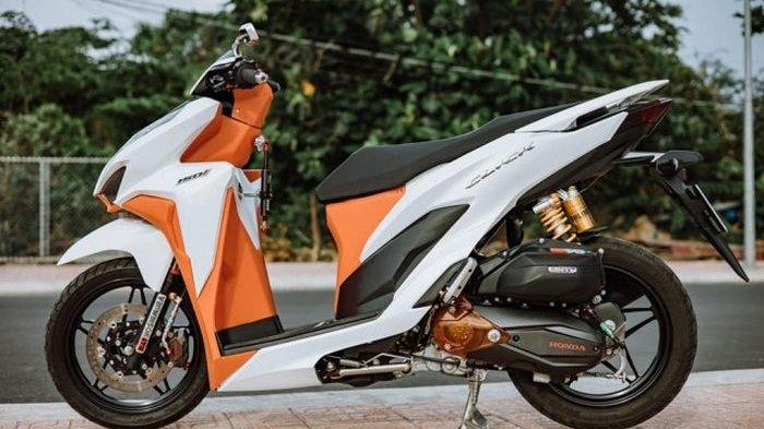 Berkat Modifikasi yang Impresif, Honda Vario 150 Tampil Makin Keren dan Stylish