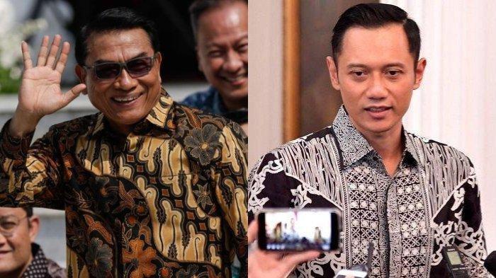 Partai Demokrat Kubu AHY Goda Moeldoko Gabung, Tawaran Sulit Ditolak, Diusung di Pilgub DKI Jakarta