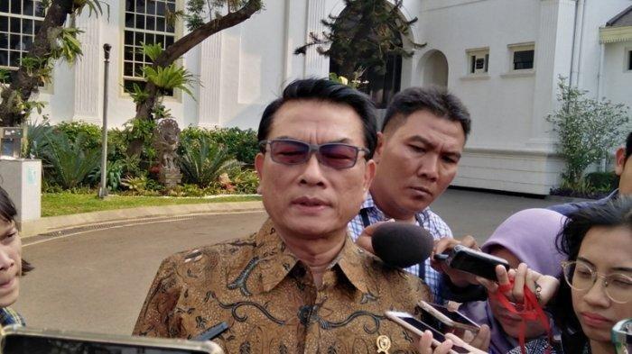 Profil Moeldoko, Jenderal yang Disebut Ingin Rebut Partai Demokrat, Dekat SBY & Kakak Ani Yudhoyono