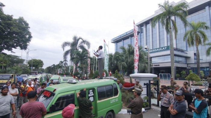 Organda Sebut Angkutan Kota di Samarinda Kalimantan Timur Ibarat Hidup Segan Mati tak Mau