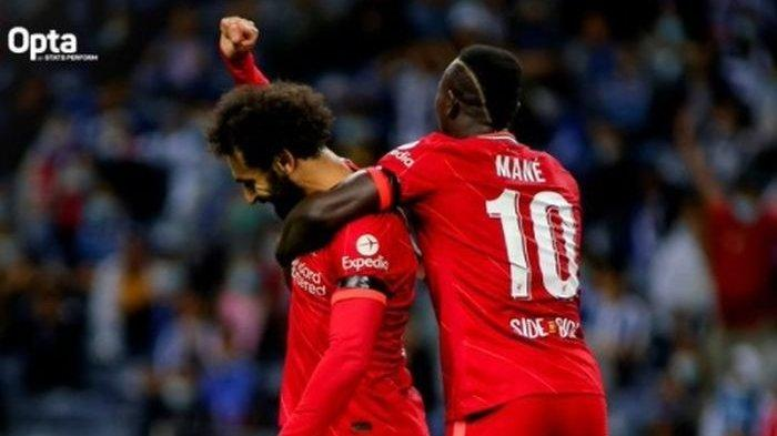 LENGKAP Hasil Liga Champions Tadi Malam, Liverpool Pesta Gol Real Madrid & AC Milan Kalah di Kandang
