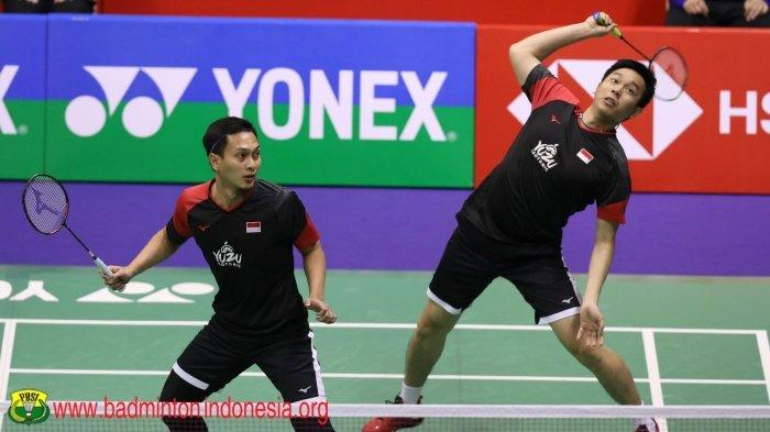 Live Streaming Semifinal Indonesia Masters 2020, 5 Wakil Indonesia Berjuang Raih Tiket ke Final