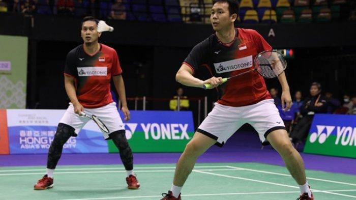 Jadwal Lengkap Semifinal Indonesia Masters 2020 Hari Ini, Perang Saudara di Ganda Putra