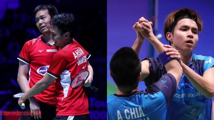 Final All England 2019 Malam Ini, Ganda Malaysia Jadi Lawan Ahsan/Hendra, Berikut Rekam Jejaknya