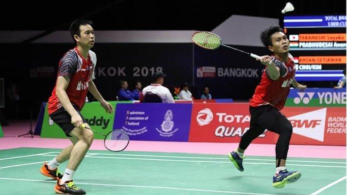 Indonesia Gagal ke Final Piala Thomas 2018, Kalah 1-3 dari China