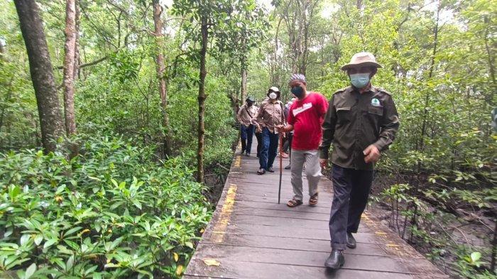 Warga Sambut Baik Rencana Pelatihan Pembibitan dan Penanaman Ulang Bibit Pohon Bakau di Tarakan