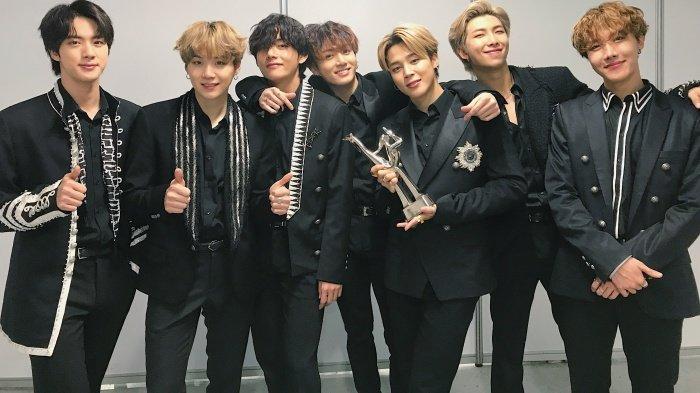 Belum Rilis, BTS Pecahkan Rekor! Album Map of the Soul: 7 Sudah Dipesan 3 Juta Copy dalam 1 Minggu