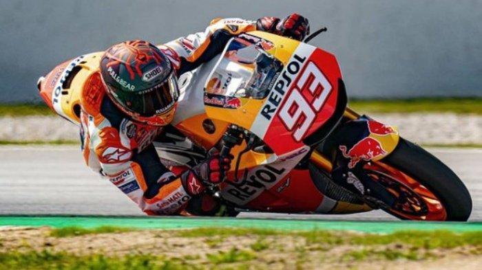 MotoGP Qatar 2021 Dimulai Hari Ini, Marc Marquez Absen, Jam Tayang Trans 7 dan Streaming Fox Sports