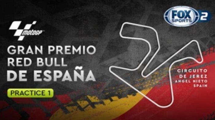 Jam Tayang & Jadwal MotoGP 2021 Hari Ini Trans7, MotoGP Spanyol FP1 dan FP2 Streaming Fox Sports 2