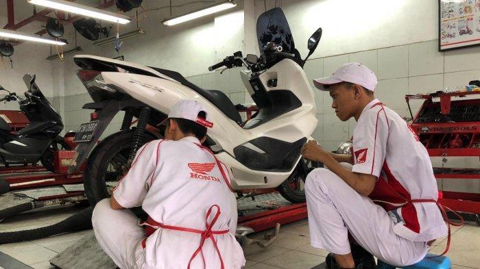 Ada Pandemi Corona, Nikmati Layanan Emergency Road Assistance Jaringan Bengkel Resmi Honda