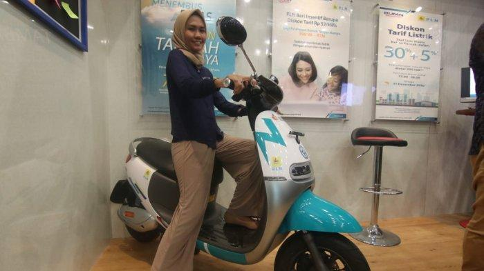 VIDEO Membedah Spesifikasi Motor Listrik EC-GO Berbentuk Mungil, Harganya Rp 6,9 Juta