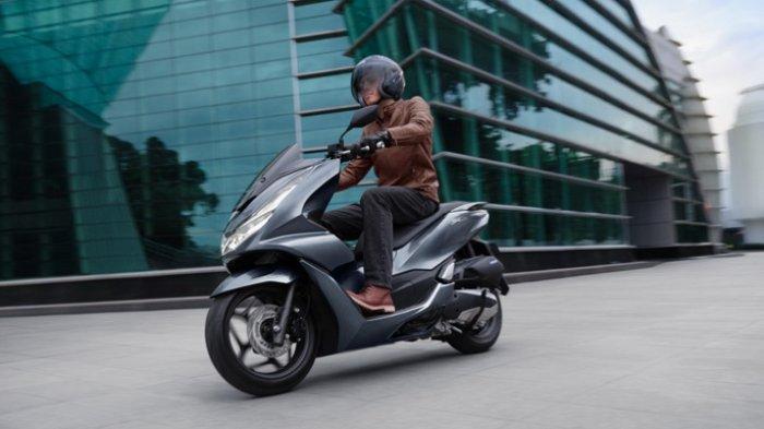 Virtual Launching All New Honda PCX160 di Official Akun Instagram dan Facebook @Welovehonda.kaltim