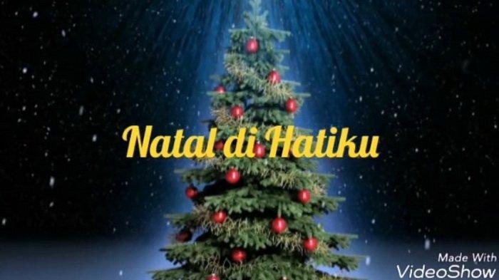 Cocok di Kartu Natal, Kumpulan Ucapan Selamat Natal & Tahun Baru, Bisa Juga Dishare via WhastApp