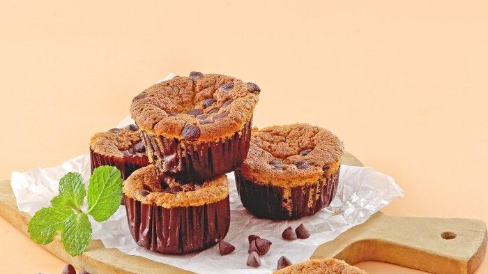 Resep Almon Flour Banana Muffin Lezat, Menu Akhir Pekan Bersama Keluarga yang Kaya Protein
