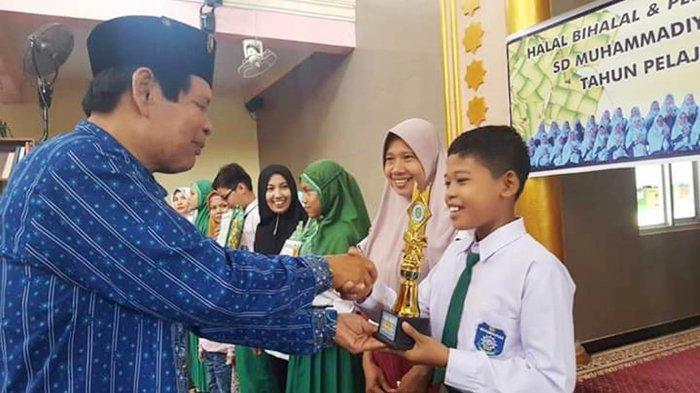 Muhammad Akhlul AZ, Anak Petani yang Meraih Nilai USBN Tertinggi di Kukar