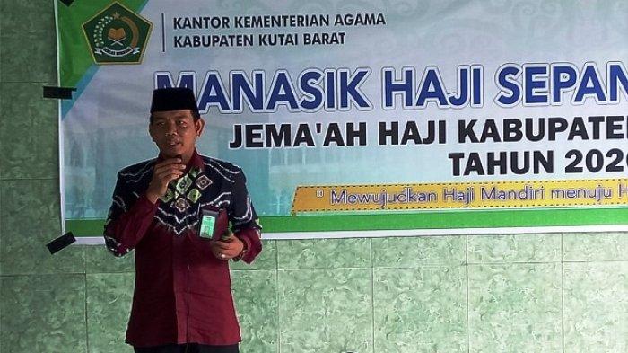 Kemenaag Kubar Gelar Manasik Haji, Izzat: Manfaatkan Waktu Panjang Ini Berlatih Syarat dan Rukunnya
