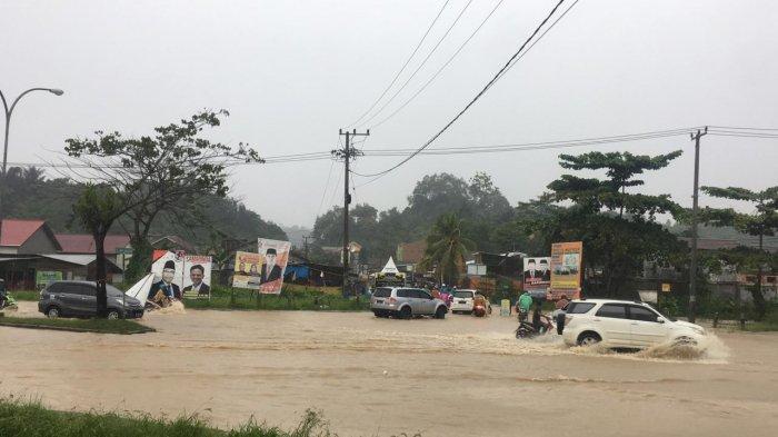 BMKG Prediksi Tiga Bulan ke Depan Intensitas Hujan Tinggi,Reza: Waspada Jika Beberapa Hari tak Hujan
