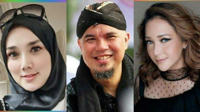Ahmad Dhani dan Maia Estianty Tampak Akur dan Saling Lempar Candaan, Mulan Jameela Unggah Videonya