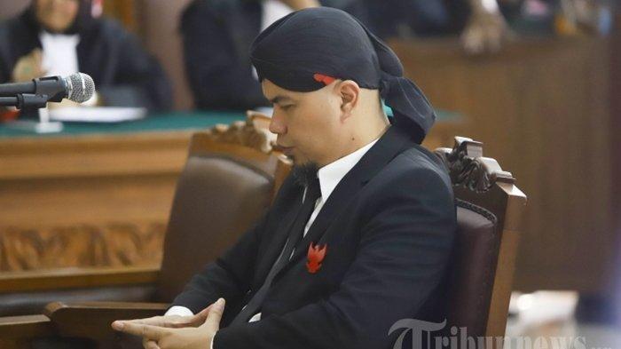 Kericuhan Terjadi Usai Sidang Ahmad Dhani, Jaksa dan Kuasa Hukum Lakukan Aksi Saling Dorong