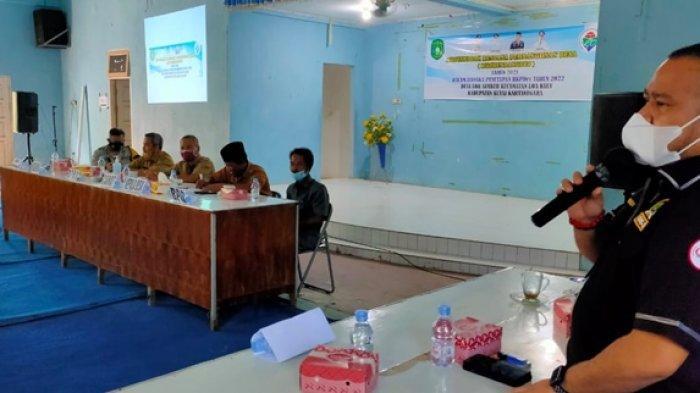Reza Fachlevi dan Ely Hartati Hadiri Musrenbang Desa Loh Sumber, Sinergikan Pembangunan sampai Desa