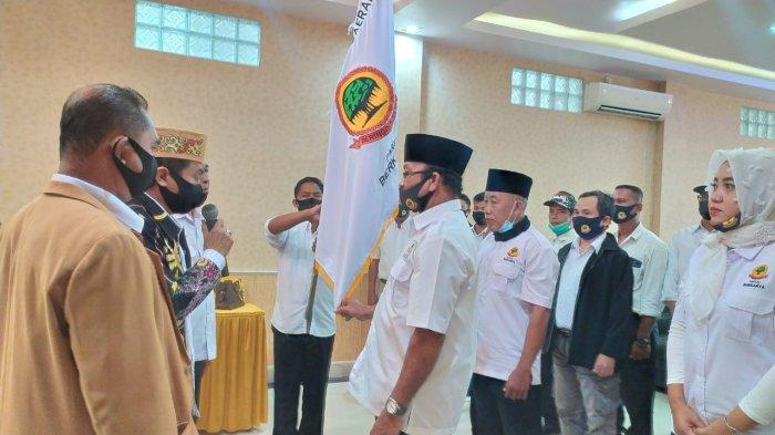 Karmin Laonggeng Ketua DPW Partai Beringin Karya Harap Bisa Berpartisipasi dalam Pemilu 2024 Nanti