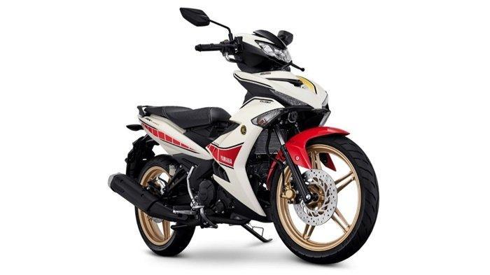 MX King 150 Livery Terbaru, Sejarah Yamaha di Grand Prix Dunia Meluncur di Indonesia