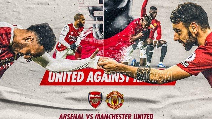 Big Match Liga Inggris Arsenal Vs Man United Lini Pertahanan Setan Merah Keropos Live Net Tv Tribun Kaltim
