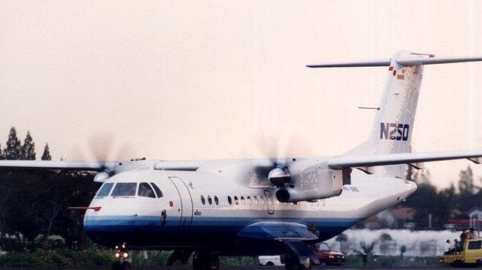 Inilah 1 Temuan Penting BJ Habibie untuk Dunia Penerbangan, Berawal dari Banyak Pesawat Jatuh