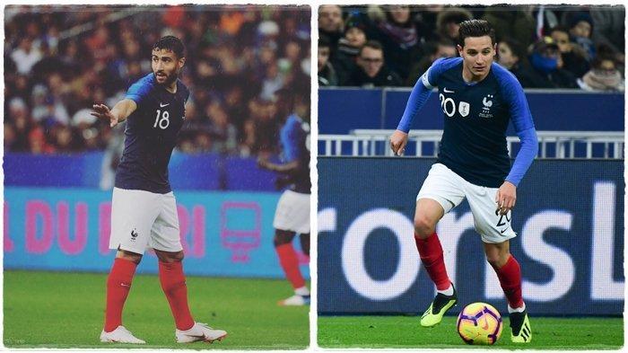 Update Liga Italia, Kepincut Pemain Prancis, AC Milan Temukan Pesaing Sepadan Hakan Calhanoglu