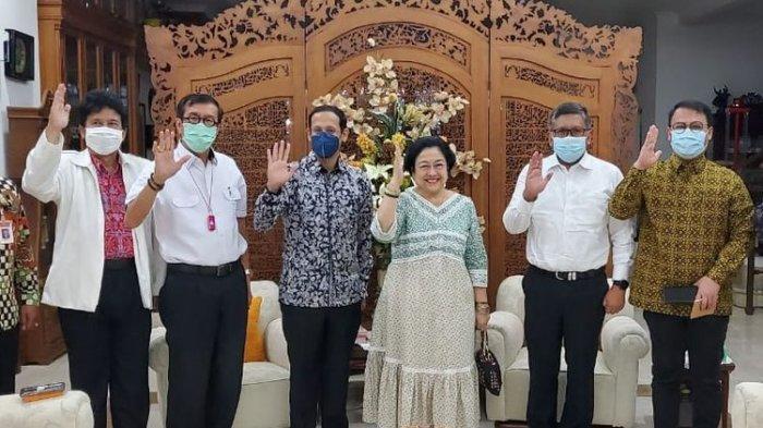 Respon Nadiem Makarim Saat Disinggung Isu Reshuffle Kabinet Jokowi, Hasil Pertemuan dengan Megawati