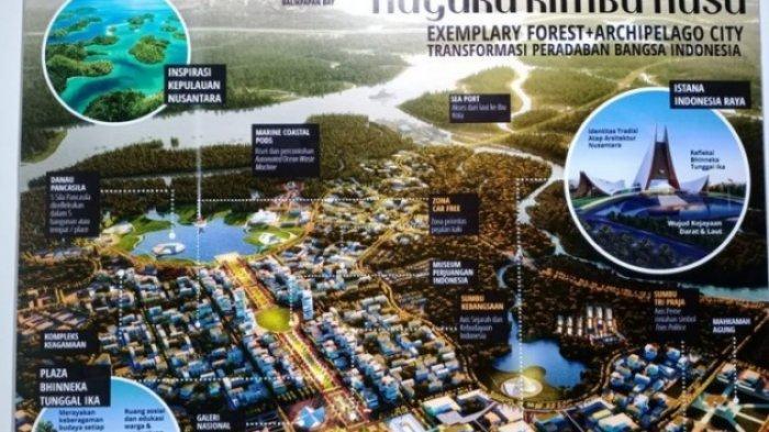 Efek Bangun Ibu Kota Negara Indonesia, Ada Puluhan Investasi Asing Bakal Masuk ke Kalimantan Timur