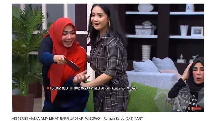 Nagita Slavina Berani Bentak Mamanya Karena Perdebatan Rieta Amilia dan Ibunda Raffi Ahmad