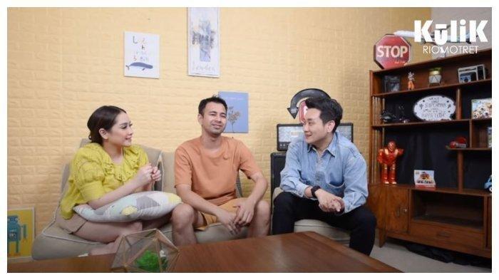 Bongkar Penghasilan YouTubenya Capai Miliaran Rupiah per Bulan, Raffi Ahmad Ditegur Nagita Slavina