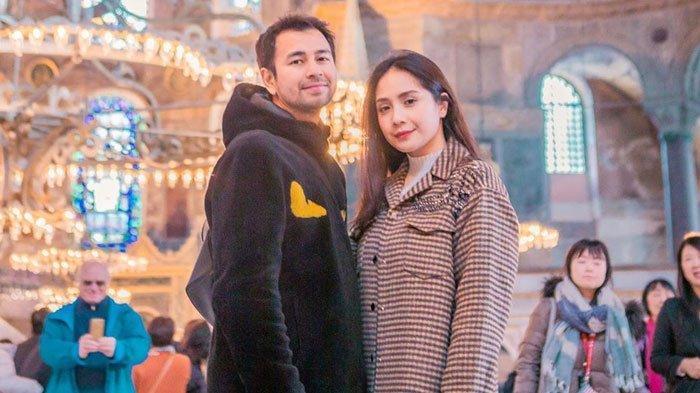 Nagita Slavina Sempat Diremehkan Pedagang Karpet di Maroko, Raffi Ahmad Langsung Lihatkan Instagram