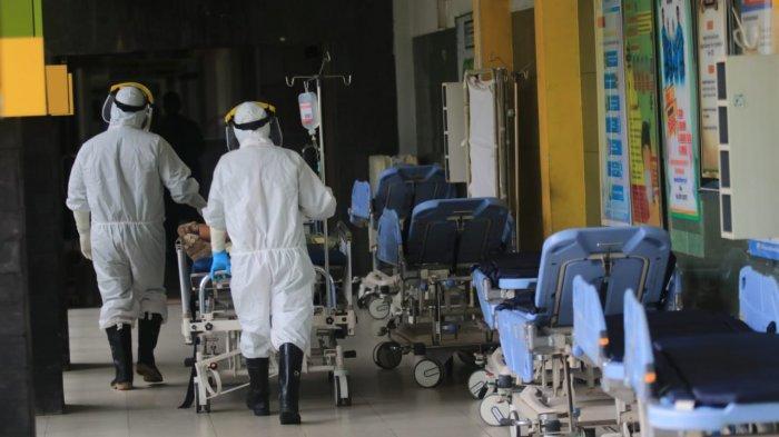 Nyaris 600 Kasus Positif Covid-19, Balikpapan Catat Kasus Harian Tertinggi Selama Pandemi