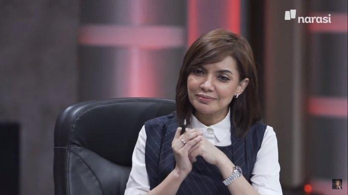 Sampai Masuk Rumah Sakit, Terungkap Penyakit dari Najwa Shihab, Sampai Mata Najwa tak Tayang
