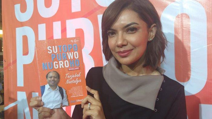 Najwa Shihab Rilis Buku Sutopo Purwo Nugroho Terjebak Nostalgia, Simak 7 Fakta Pembuatan Biografi