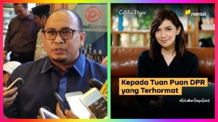 Skak Mat Najwa Shihab, Andre Rosiade Beber Presenter Mata Najwa Dapat APBN dari Janji Politik Jokowi