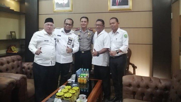 Mediasi di Polres, Wakil Bupati Kasmidi Bulang akan Cabut Laporan atas 3 Pejabat Pemkab Kutai Timur