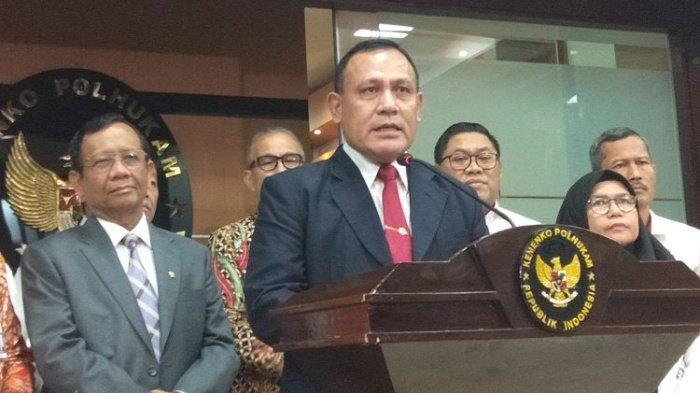 Firli Bahuri Akhirnya Bicara KPK Hentikan 36 Kasus, Sumber Waras, Pelindo II dan Bank Century Lanjut