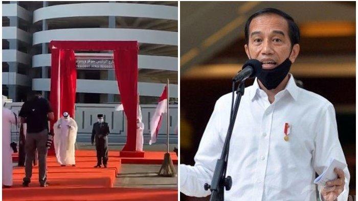 Jokowi Diabadikan Jadi Nama Jalan di Abu Dhabi, 6 Tokoh Ini Juga Jadi Nama Jalan di Luar Negeri