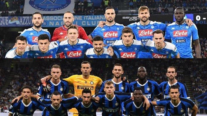 RESMI, Napoli vs Inter Milan Semifinal Coppa Italia Batal Digelar, Ancaman Virus Corona Kian Meluas