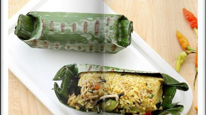 Cara Bikin Nasi Bakar Kunyit Aroma Petai Enak, Jadi Menu Makan Siang yang Begitu Menggoda