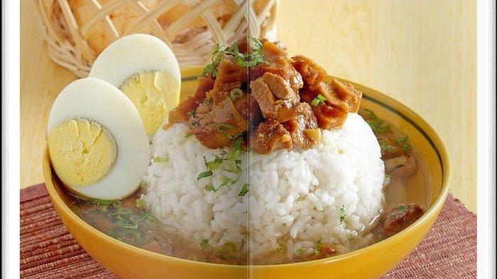 Cara Bikin Nasi Bakmoy Super Enak, Menu Sarapan Isimewa dengan Kuah yang Gurih