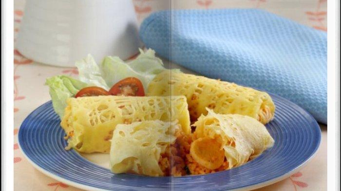 Cara Bikin Nasi Goreng Jala Tomat Super Enak, Kreasi Menu Sarapan di Akhir Pekan