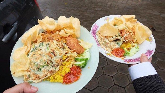 Kuliner-kuliner di Bandung yang Enak dan Cocok Buah Sarapan, Nikmatnya Nasi Kuning Sumur Bandung