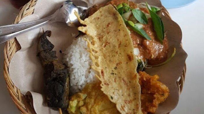 Rekomendasi Makan Nasi Pecel Enak dan Murah Meriah di Malang, Ada Nasi Pecel Bu Tinuk