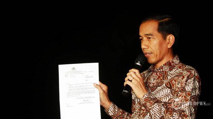 Presiden Jokowi akan Paksa PNS Pindah ke Penajam Paser Utara Kutai Kartanegara Lokasi Ibu Kota Baru