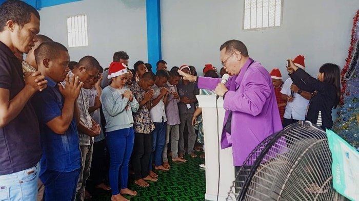 47 Narapidana di Lembaga Pemasyarakatan Bontang Dapat Remisi Natal 2019