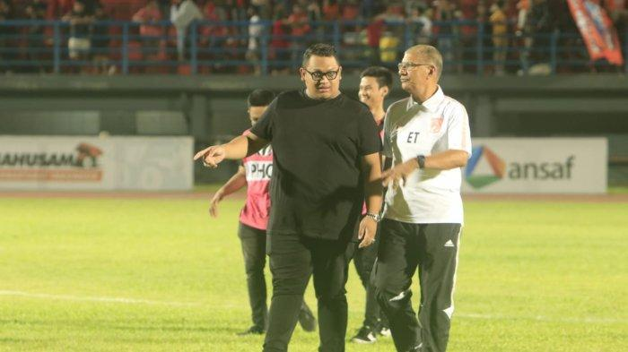 Batal Gelar Uji Coba Dengan Klub Liga Malaysia, Borneo FC Pilih Matangkan Persiapan Jelang Liga 1